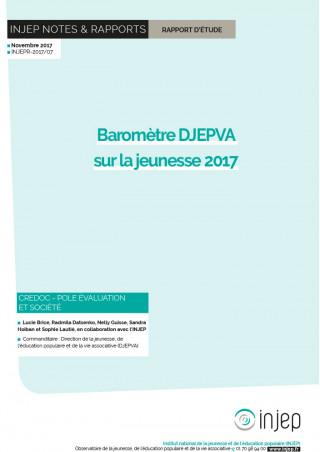 Couverture Injep Notes et rapports 2017-07