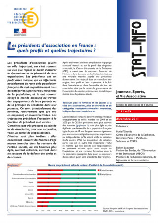 couverture Stat Info 11-03